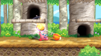 Nintendo confirmó y lanzó rápidamente Kirby Fighters 2